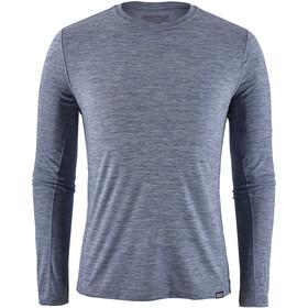 Patagonia Capilene Cool Lightweight LS Shirt Herre classic navy